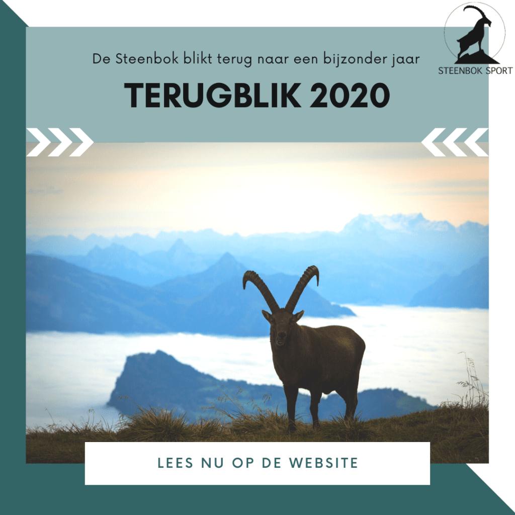Terugblik 2020 Steenbok Sport