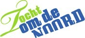Logo tocht om de noord